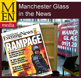 Manchester Glass sees 1,500 per cent surge in calls